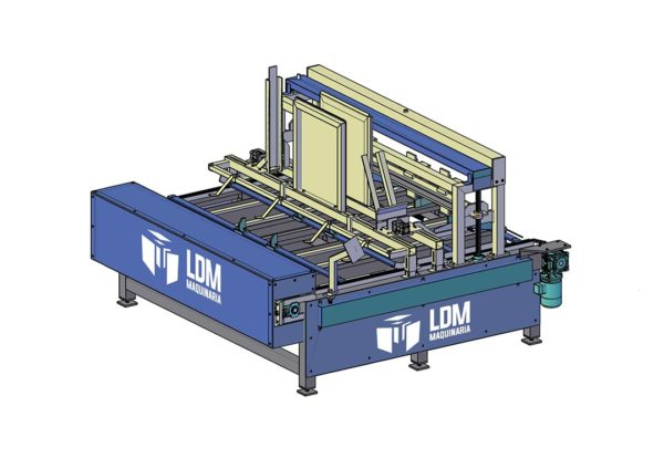 Máquinas para hacer Pallets